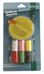 Needle & Thread Sets Blister