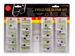 Eye Glass Repair Kit Carded 24-Count