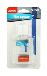 Hand Sanitizer Blister