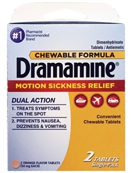 Dramamine Select~One Premium Single-Pack Carton