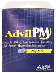 Advil PM Select~One Premium Multi-Pack Carton