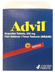 Advil Select~One Premium Multi-Pack Carton