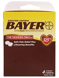 Bayer Select~One Premium Multi-Pack Carton